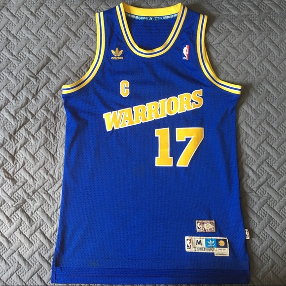 separation shoes 97a08 77790 🔥: Adidas • Warriors • Chris Mullin • Jersey • M